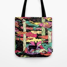 Weird Woods Tote Bag