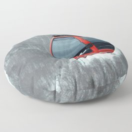 Gondola in Stowe Floor Pillow