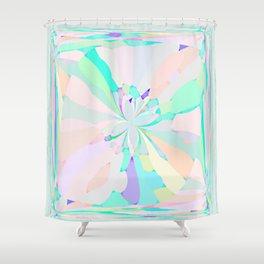 Re-Created ButterfliesI by Robert S. Lee Shower Curtain