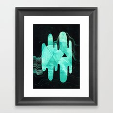 Functions of Time 1 Framed Art Print