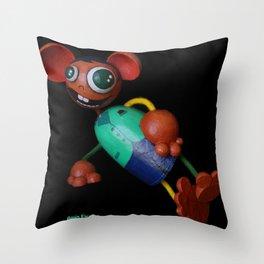 Amin Favolas Throw Pillow