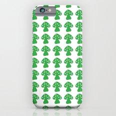 mushroom green Slim Case iPhone 6s