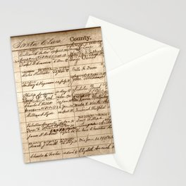 Post Office Postmaster Appointments Antique Paper Stationery Cards