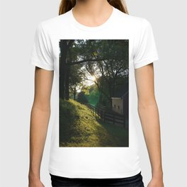 Last Light at the Meadow T-shirt