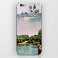 Notre Dame, Paris iPhone Skin