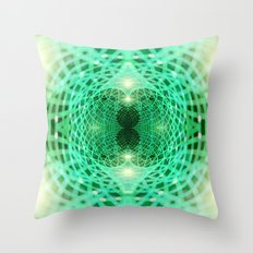Geometry Dreams : Eternity Throw Pillow