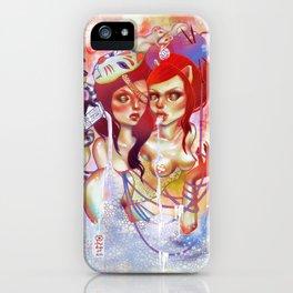 Siamese Cream iPhone Case