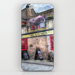 The Anchor Pub London iPhone Skin