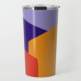 Urban Block Travel Mug