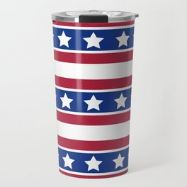 Deku's Curtain Pattern Travel Mug