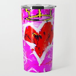 Love Amor Travel Mug