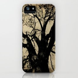 The imaginary tree iPhone Case