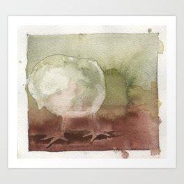 Chick 145 of 5,326 Art Print
