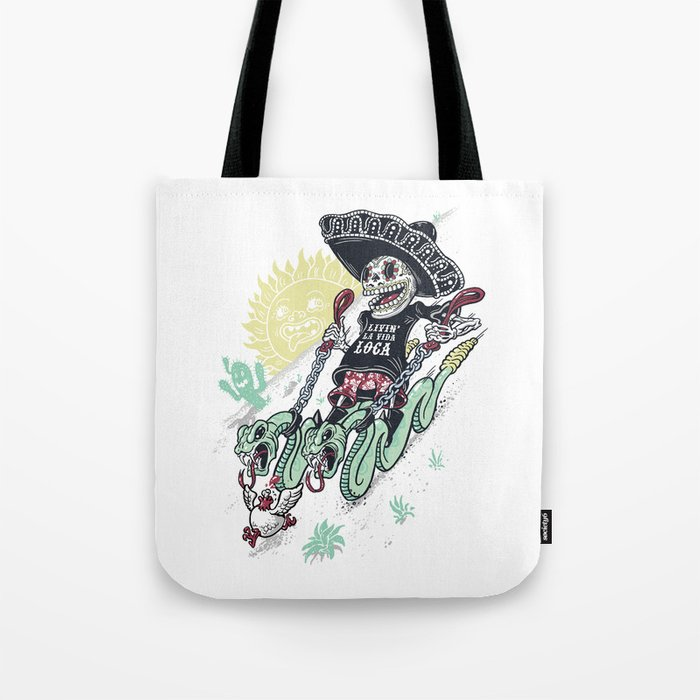 VIDA Tote Bag - Lovely Sunrise by VIDA m507EIEv6