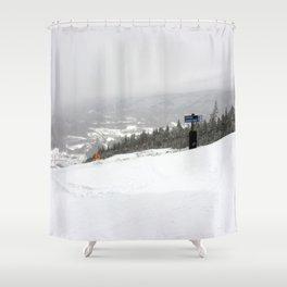 Ovation Killington Shower Curtain