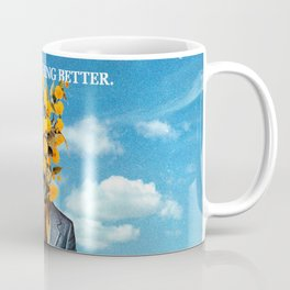 Try Something Better Coffee Mug