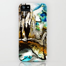 Hinze Dam iPhone Case