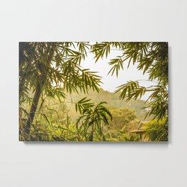 Treez Metal Print
