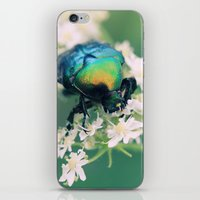 bug iPhone & iPod Skins featuring Bug by Falko Follert Art-FF77