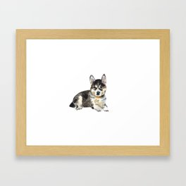 HASKA Framed Art Print