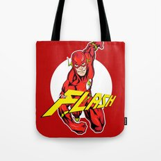 The Flash 2 Tote Bag