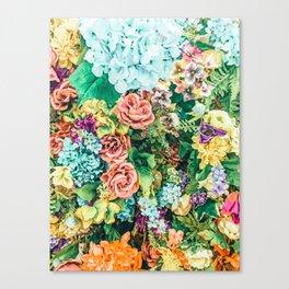 Vintage Garden #digital #nature Canvas Print