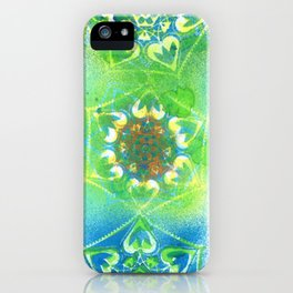 Chakra 5 iPhone Case