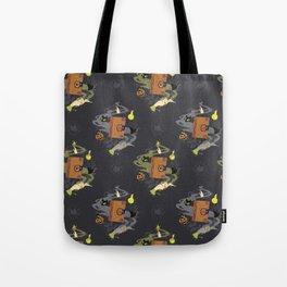 Booooook! (It's Just a Bunch of Hocus Pocus) Tote Bag