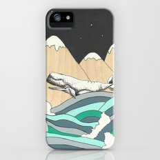 Over the Ocean Slim Case iPhone (5, 5s)