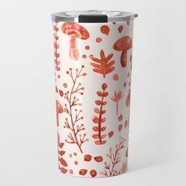 Autumn Reds Travel Mug