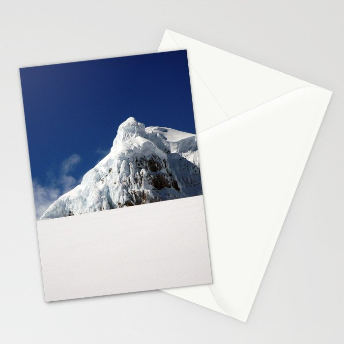 the summit  Stationery Cards