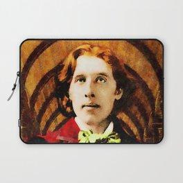 Oscar Wilde 1854-1900 Laptop Sleeve