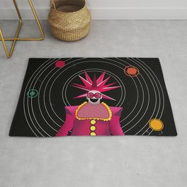 space vector Rug