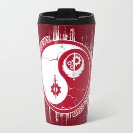 Opposing Fallout Travel Mug