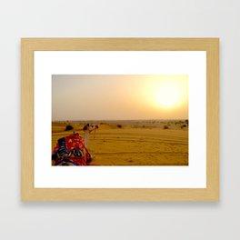 Jaisalmer Framed Art Print