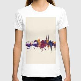 Cologne Germany Skyline T-shirt