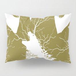 God vs. King Pillow Sham