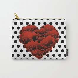 LOVE POINT Carry-All Pouch