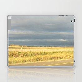 Field and Sky Laptop & iPad Skin