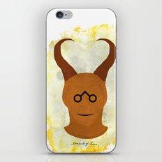 Aye Siwmae iPhone & iPod Skin