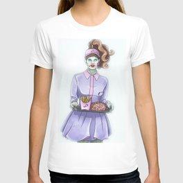 Zombie drive-thru T-shirt