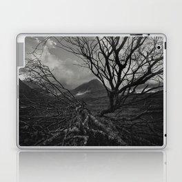 The web of winter Laptop & iPad Skin