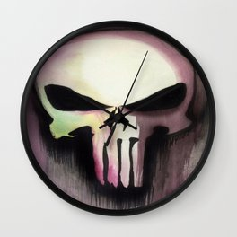 The Punisher #4 Wall Clock