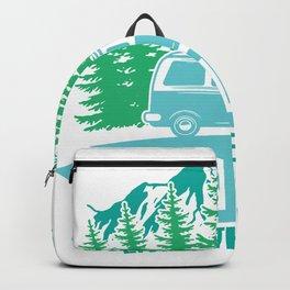 Van Life - Living the Dream Backpack