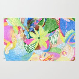 Looking for Flowers Rug