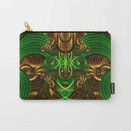 Jungle Roots Temple Carry-All Pouch