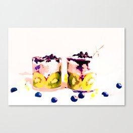 Summer Drinkin' #society6 #decor #buyart Canvas Print