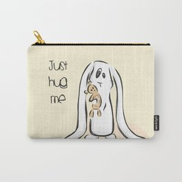 Just Hug Me Carry-All Pouch
