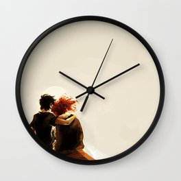 hey brother Wall Clock