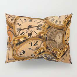 Dali Clocks Pillow Sham